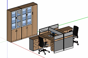 办公家具设计使用什么软件?