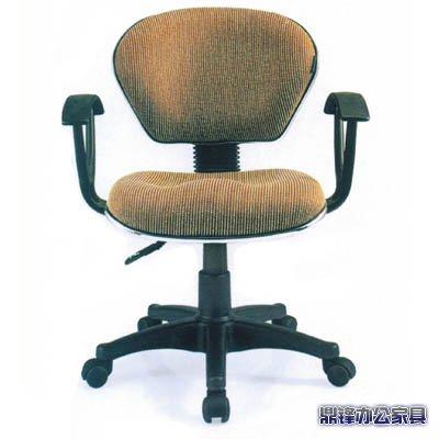 青岛办公家具 职员椅 扇贝梅花椅
